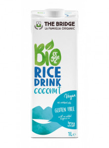 Rice drink with coconut, 1l / The Bridge