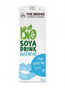 Soya drink, 1l / The Bridge
