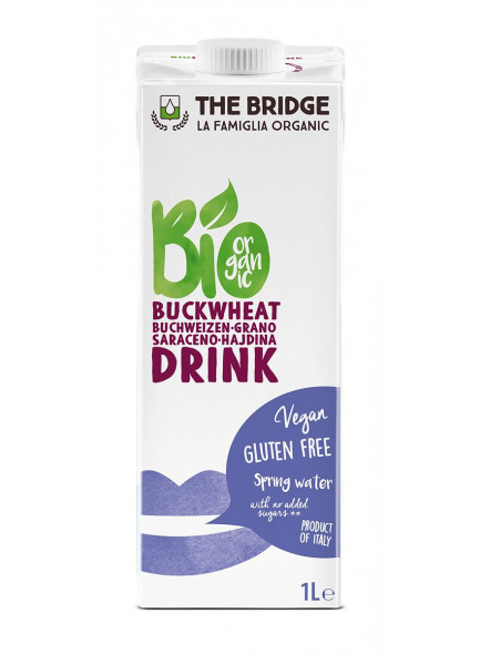 Buckwheat drink, 1l / The Bridge