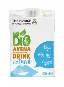 Oat drink, 500ml / The Bridge