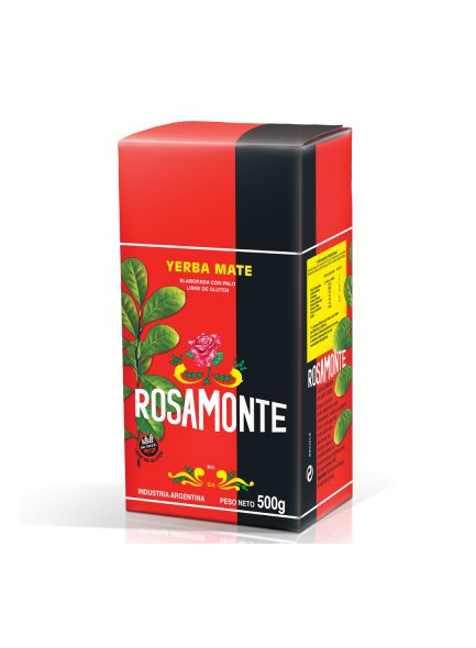 Mate tee, 500g / Rosamonte