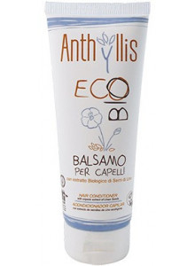 Hair conditioner with organic extract of linen seeds, 200ml / Anthyllis