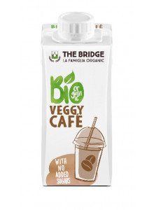 Rice drink with almond and coffee, 200ml / The Bridge