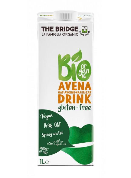 Gluteenivaba kaerajook, 1L / The Bridge