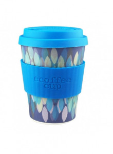 Reisikruus Sakura Blue, 355ml / Ecoffee Cup