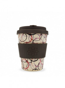 Reusable takeaway cup Trail of A Lifetime, 340ml  / Ecoffee Cup