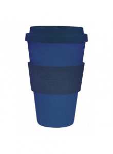 Reusable takeaway cup Deep Blue, 400ml / Ecoffee Cup