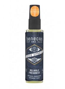 Deodorant spray for men, 75ml / Benecos