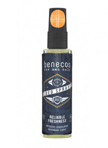 Pihustatav deodorant meestele, 75ml / Benecos