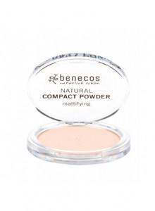 Compact Powder Fair, 9g / Benecos