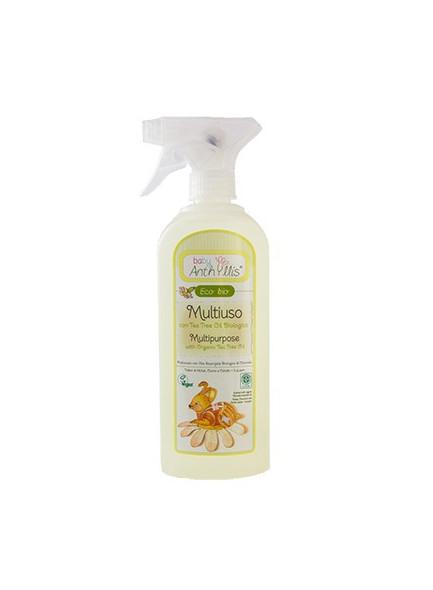 Спрей-дезинфектор для детских принадлежностей, 500мл / Baby Anthyllis