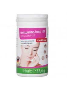 Hyaluronic Acid Capsules with Collagen