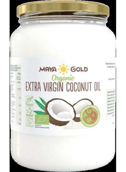 Olio extra vergine di cocco