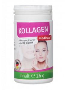 Kollageeni kapselit E-vitamiinilla