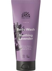 Detergente lenitivo alla lavanda per il corpo