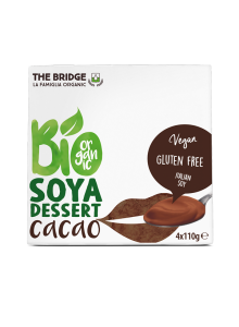 Soy Dessert with Cocoa