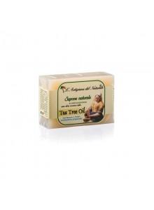 Мыло с маслом чайного дерева