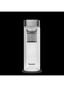 Topeltseinaga klaasist joogipudel