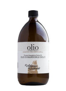 Cold Pressed Sweet Almond Oil