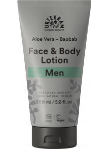 Lozione viso e corpo uomo