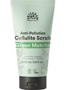 Scrub Cellulite, Matcha verde