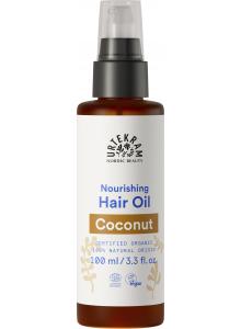 Olio per capelli al cocco