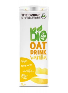 Oat Drink with Vanilla