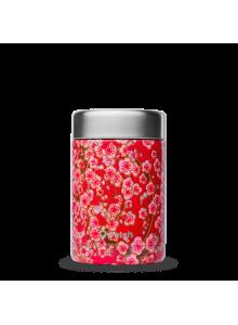 Toidutermos, punased lilled