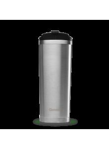 Insulated Stainless Steel Travel Mug, Inox