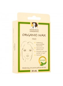 Organic Face Wax