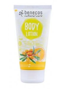 Lozione per il corpo con olivello spinoso e arancia