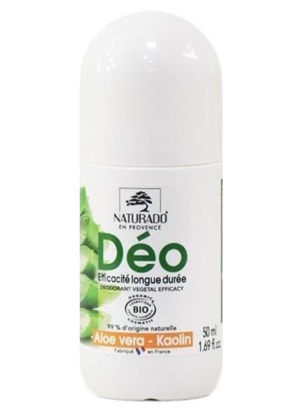 Rulldeodorant, aaloe-valge savi