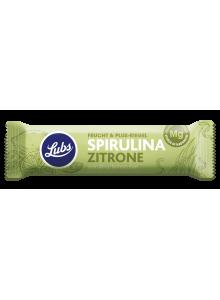Vegan batoon spirulina ja sidruniga