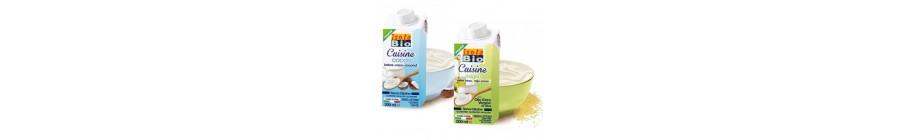 Taimsed piimad ja koored